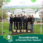 Kennedy Park Ground Breaking