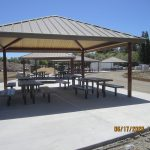 New Picnic Shelters